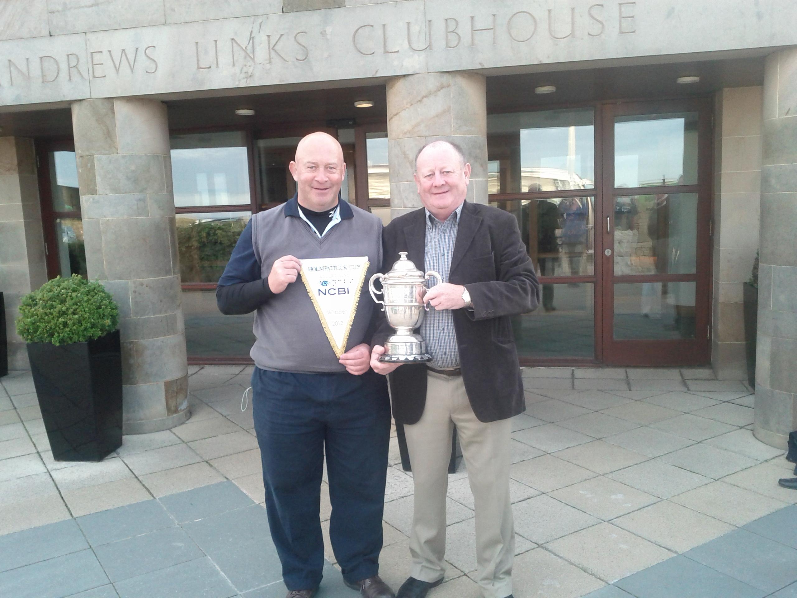 2012 All Ireland Winners