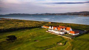 Image of the royal dublin golf course