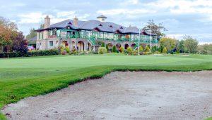 Image of malahide golf clubhouse