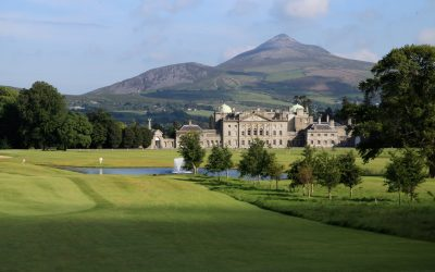 Powerscourt Golf Club raise funds for NCBI through Specsavers HolmPatrick Cup
