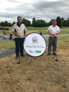 James Keane & Joe McDonald from Ballykisteen Golf Club