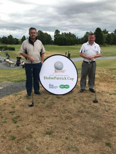 James Keane & Joe McDonald from Ballykisteen Golf Club